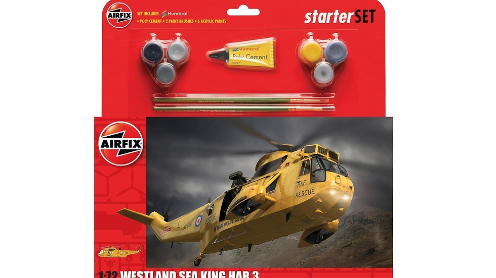 Starter Set - Westland Sea King HAR.3