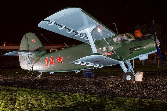 An-2R Red 14 (HA-MKE) Morayvia 12-10-18