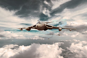 RAF Victor Aviation Art for Sale