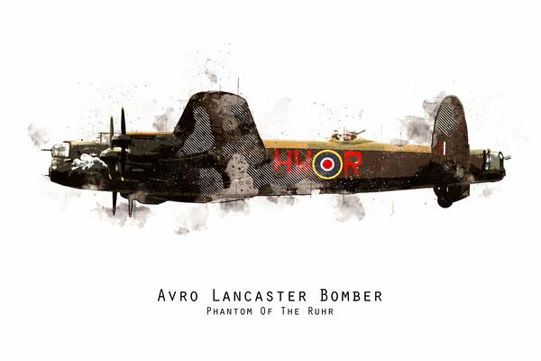 RAF100 - Lancaster Bomber