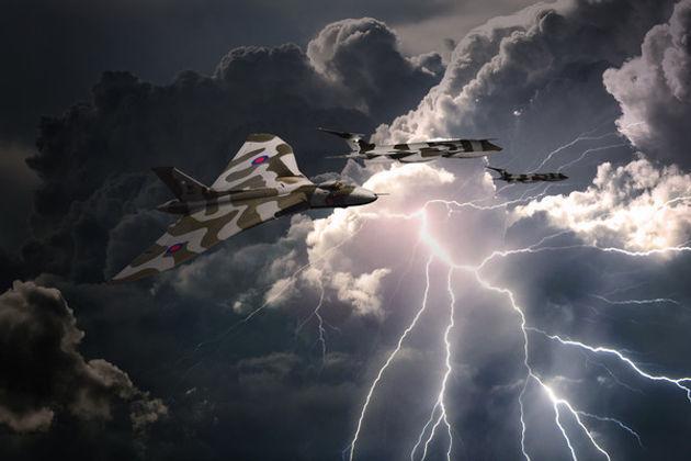 Vulcan Black Buck Raid