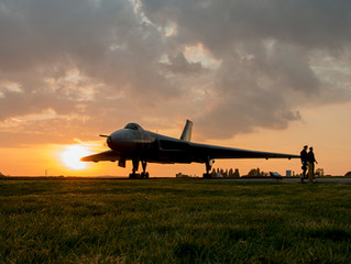 Vulcan XL426 Night Shoot