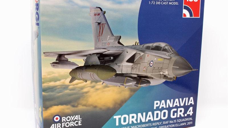 Corgi Panavia Tornado GR.4 ZA459 'MacRoberts Reply'