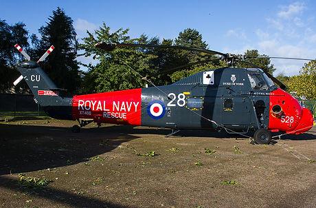 Wessex HU.5 XT466-CU-528 771 NAS Morayvi