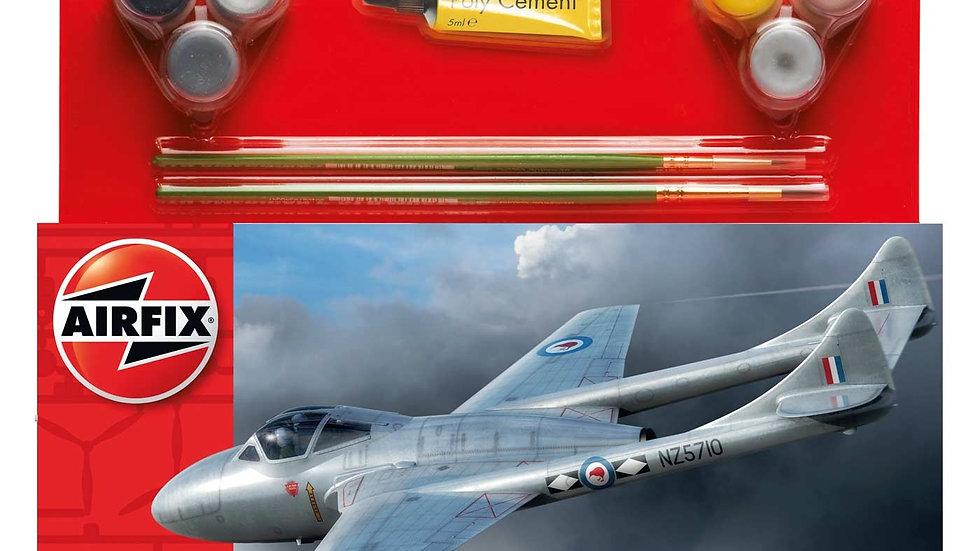 Starter Set -de Havilland Vampire T.11