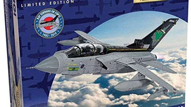 Panavia Tornado GR.4 ZG775 IX Squadron