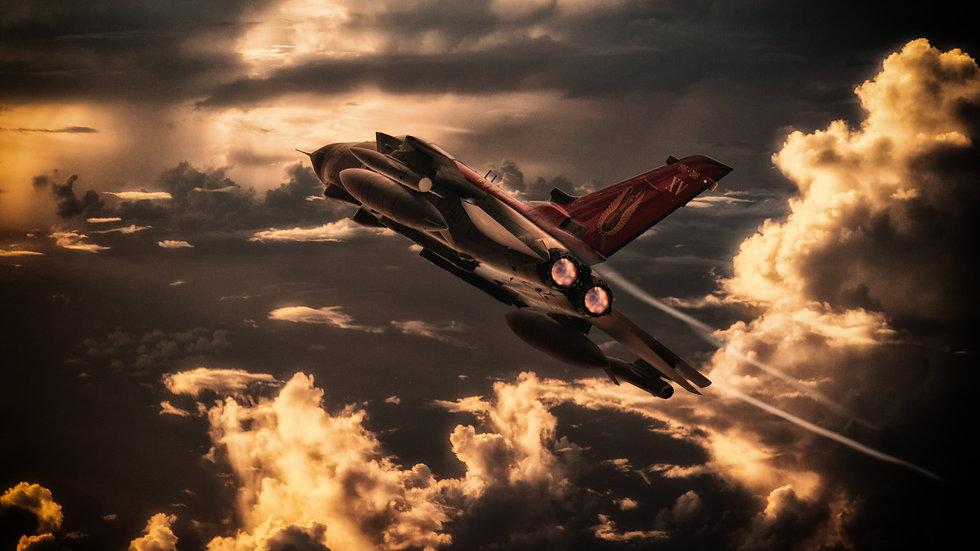 Print Products - Farewell XV Tornado