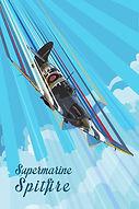 Spitfire Pop Art