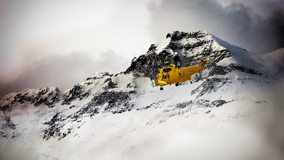 Print Products - Mountain Rescue