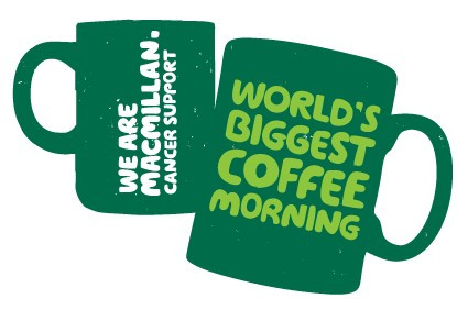 MacMillan Coffee Morning - 16th August