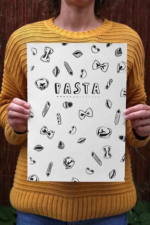 Siebdruck / Pasta