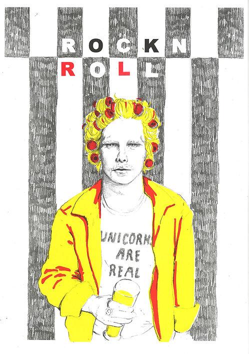 Risografie / Rock'n Roll