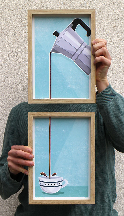 Artprint / Bialetti & Kaffee