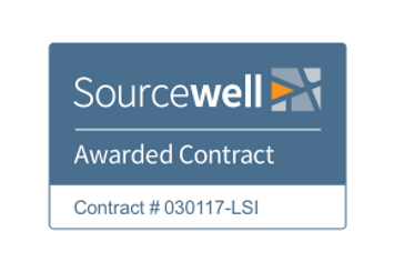 Transparent PNG-Sourcewell Awarded Contr