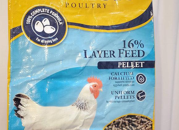 Reusable Shopping Bag Dumor Chicken Feed