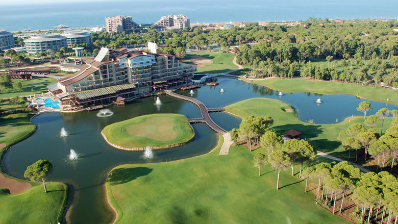 Sueno Golf Hotel 1st - 28th March 2021