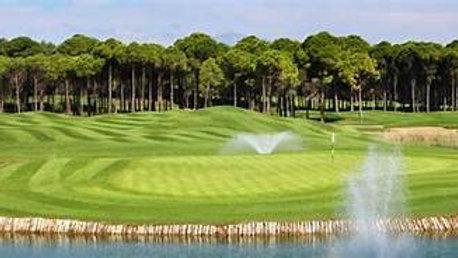 Sueno Golf Hotel 19th April - 16th May 2021