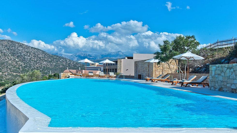 The Crete Golf Club & Hotel -  9th Nov > 14th December 2020