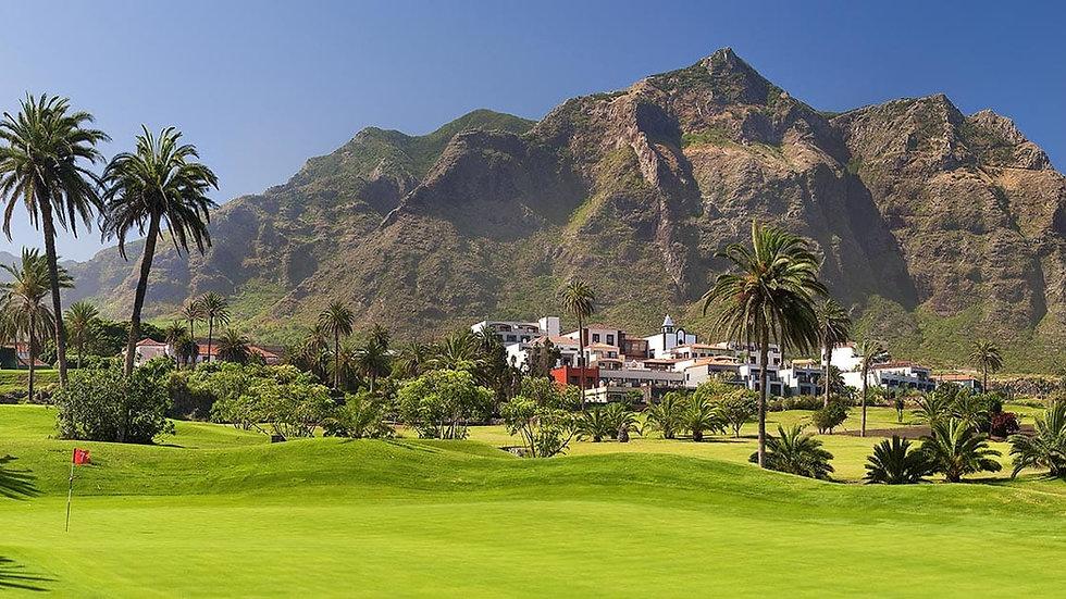 Melia Hacienda Del Conde, Tenerife, Unlimited Golf January- 4th 2021