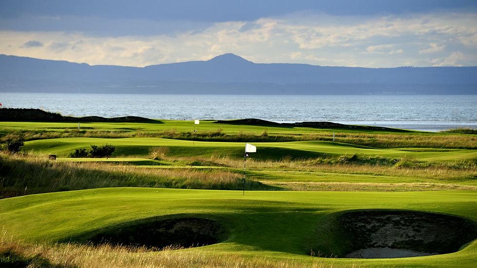 Craigielaw Golf Club  - April - October 2021