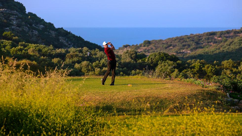 The Crete Golf Club & Hotel -  23rd March > 24 May 2021