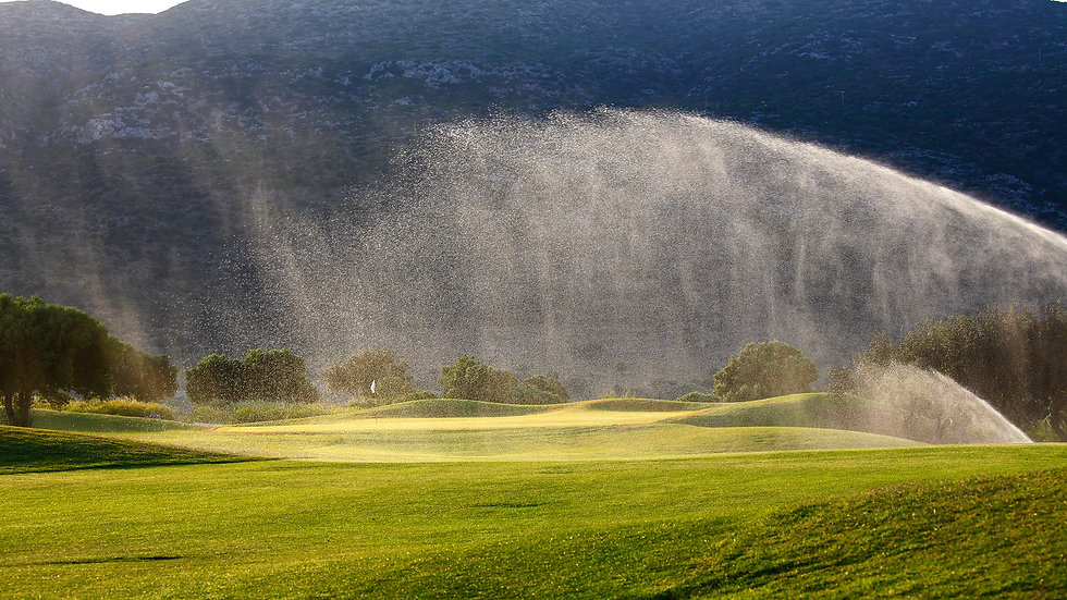 The Crete Golf Club & Hotel -  25th May > 19th July 2021