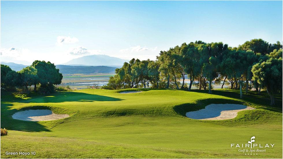 Fairplay Golf  Spa Resort, Cadiz, Spain February 2020