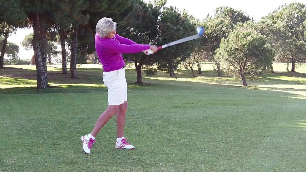 Denise Hastings, Golf School 13th - 20th March 2021