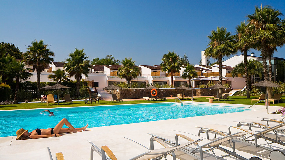 Hotel Encinar de Sotogrande 1st Dec 2020> 20th Feb 2021
