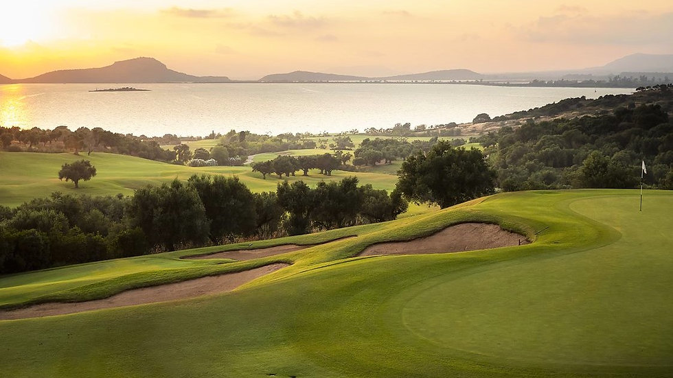 Denise Hastings - 5* Westin Resort, Costa Navarino, Greece, 16-23rd October 2021