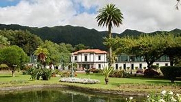 Furnas Boutique Hotel Azores,  April: May: June + Sept: Oct. 2021