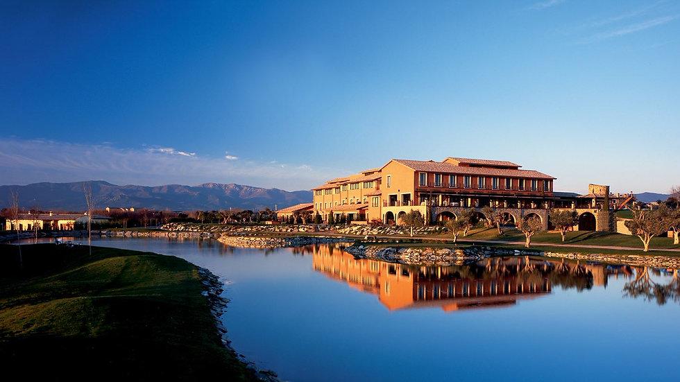 Hotel Peralada Wine, Spa & Golf  Nov 20 /Feb 2021