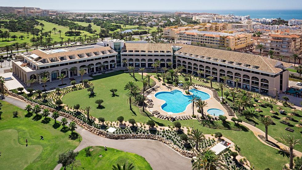 Hotel Golf Almerimar September- October 2021