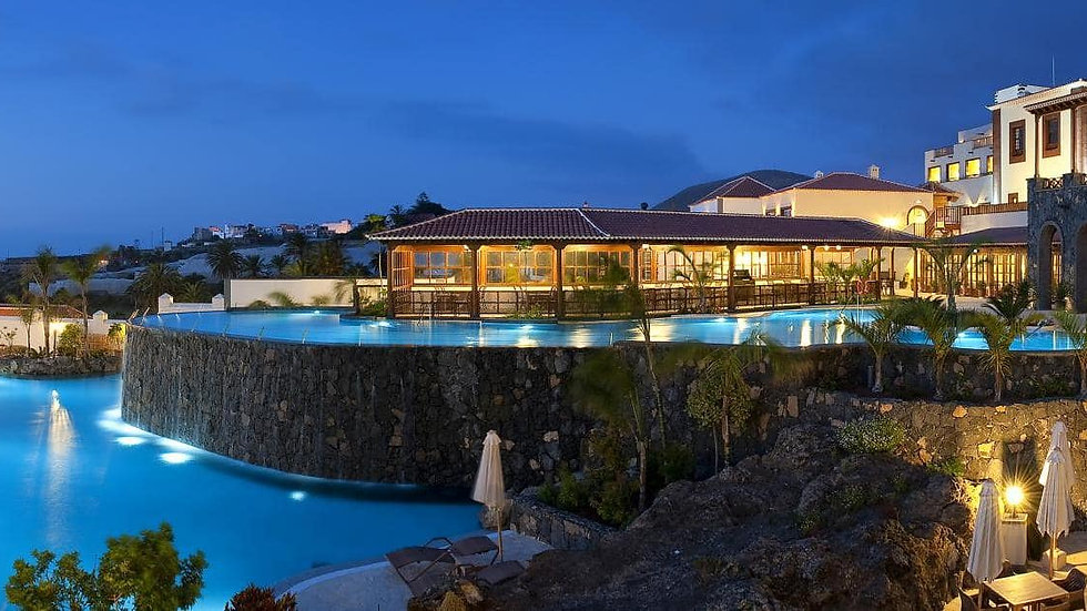 Melia Hacienda Del Conde, Tenerife, Golf & Spa August - Oct 2021