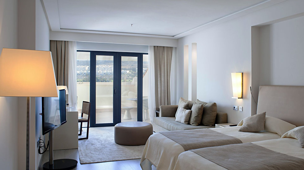 5* Hotel Golf Almerimar  July 2019