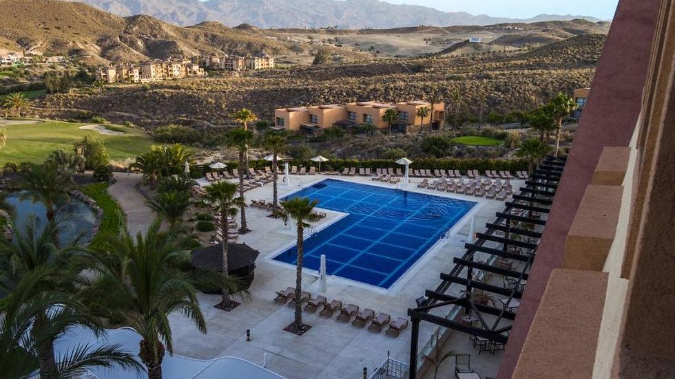 Valle del Este Golf Resort May & June  2021