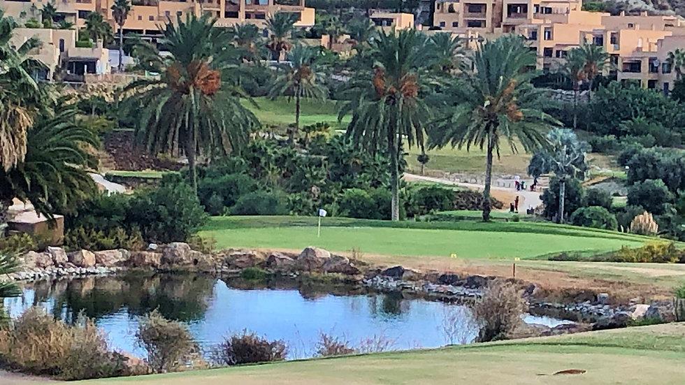 Valle del Este Golf Resort Sept -  Oct & November  2021