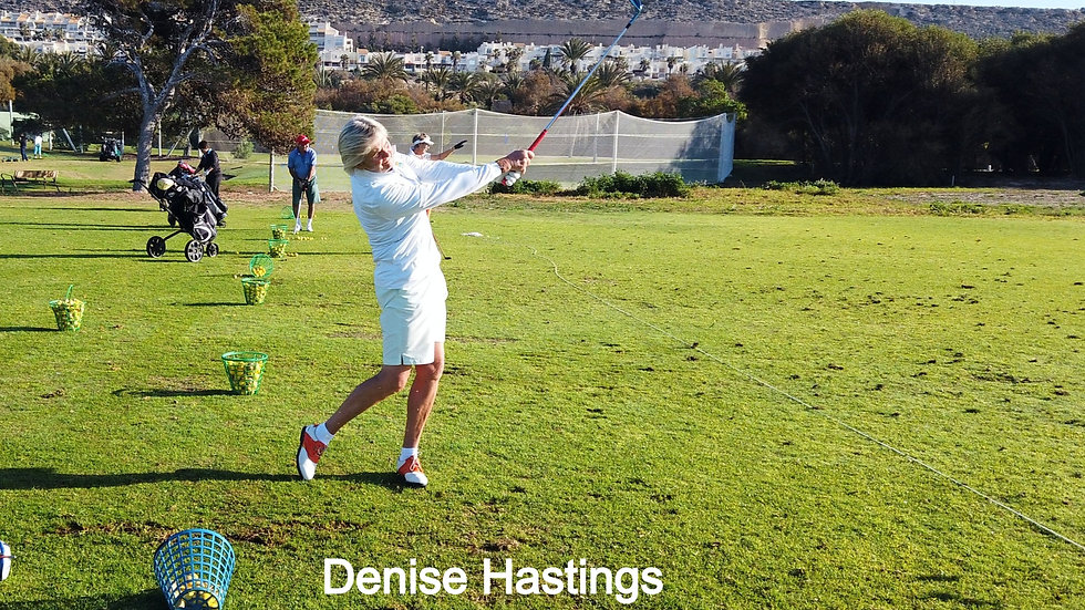 Denise Hastings New Year Experience, El Rompido, 29th Dec 2020  - 3rd Jan 2021