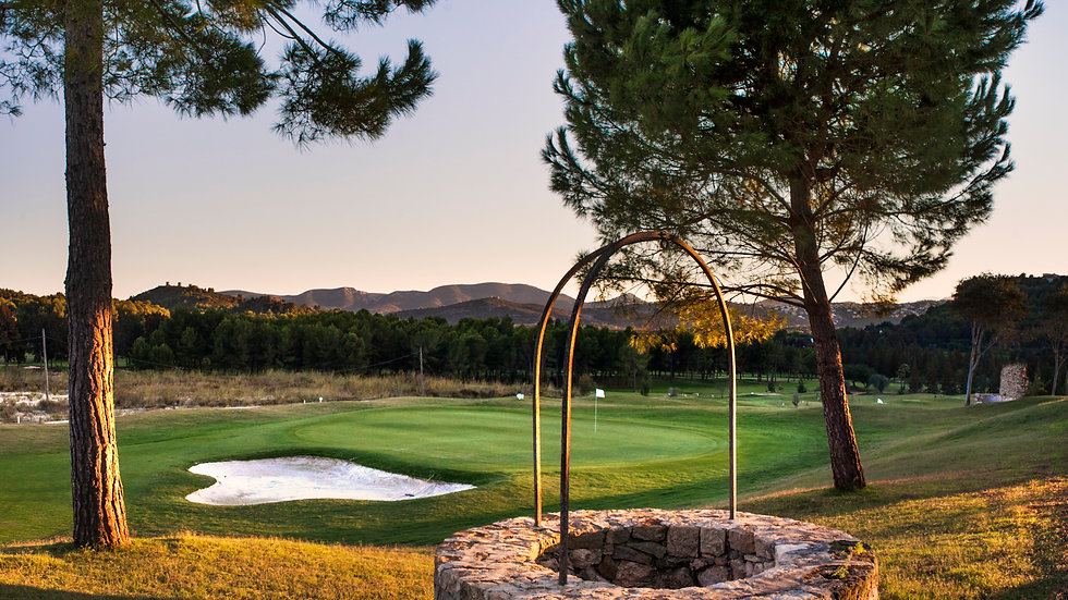 Marriott La Sella Golf Resort, Denia - Nov 2020 - 14 Feb 2021