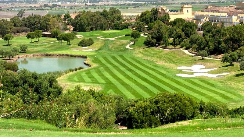 Barcelo Montecastillo Golf November 2019