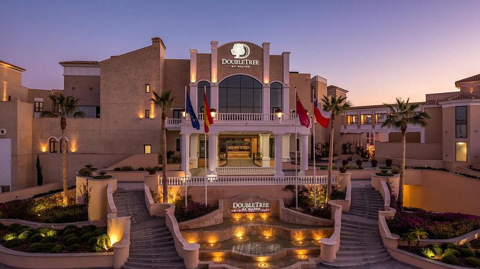 Doubletree by Hilton - La Torre & GNK Golf