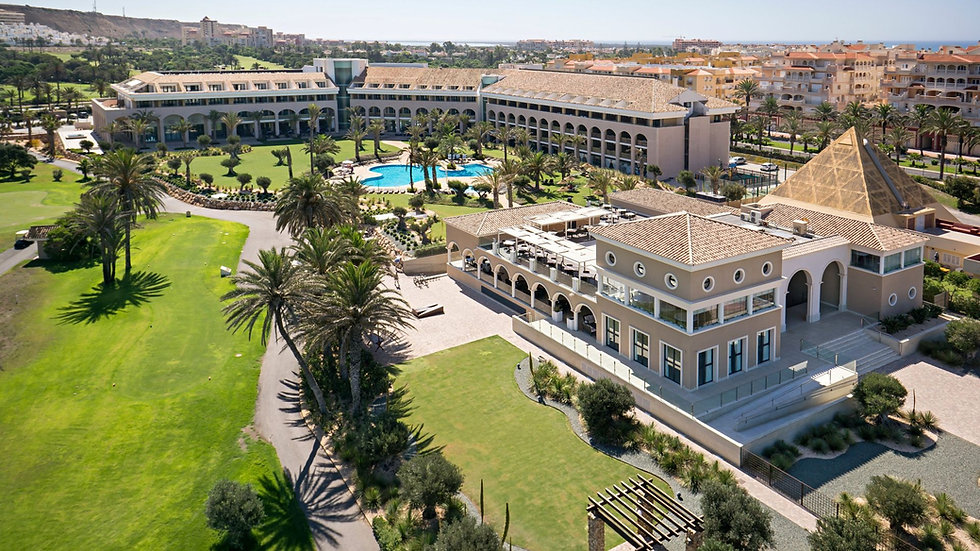 Hotel Golf Almerimar November 2020