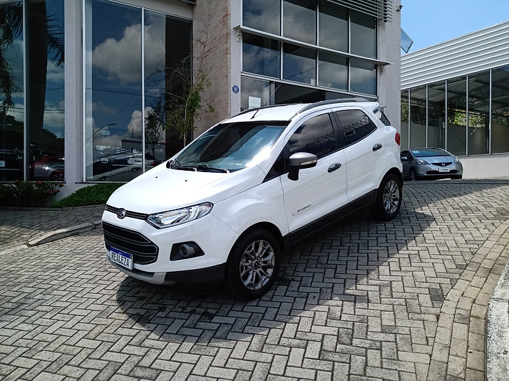 EcoSport FREESTYLE 1.6 16V Flex 5p 2016