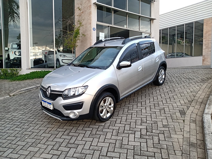 SANDERO STEPWAY Hi-Power 1.6 8V 5p 2015