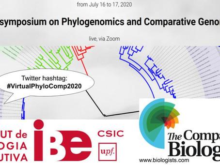 Virtual Symposium on Phylogenomics and Comparative Genomics