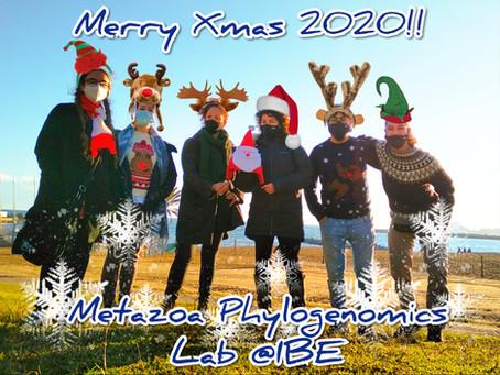 Merry Xmas and Happy Holidays!!