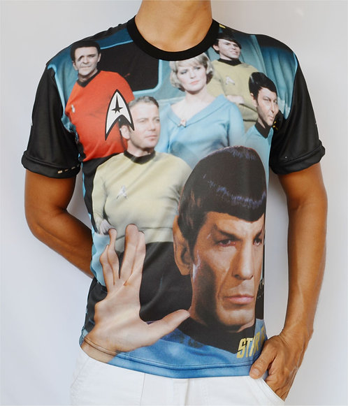 Star Trek - tributo a Spok