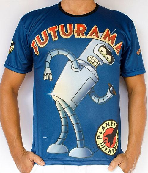Camisa FUTURAMA