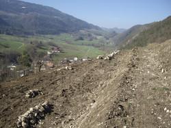 les terasses sont fait : 2012