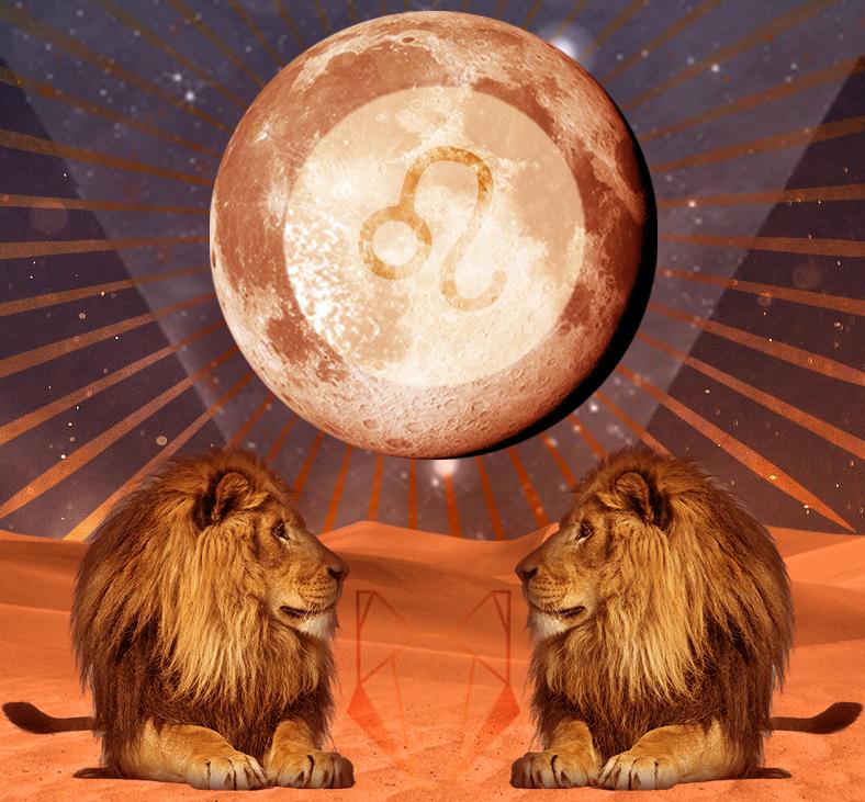 Goddess Moon Circle - Full Moon